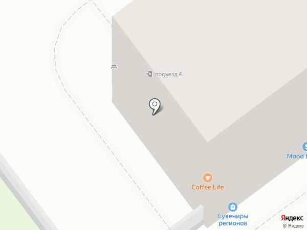 ЛЕДИ ДИ на карте Самары