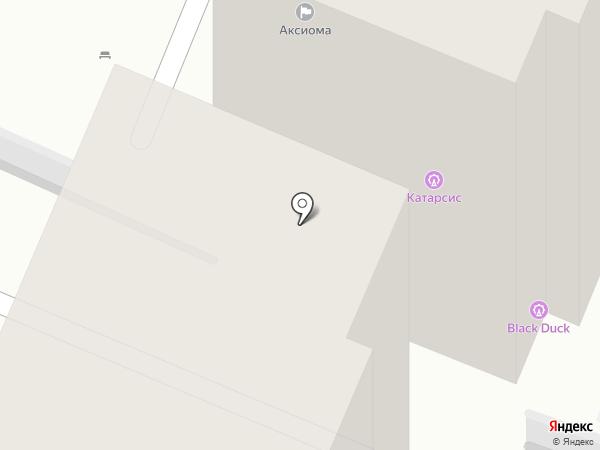 Оптово-розничный флористический центр на карте Самары