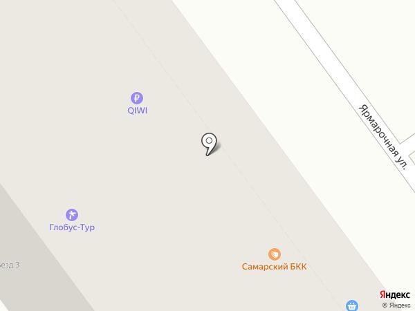 Swarovski на карте Самары