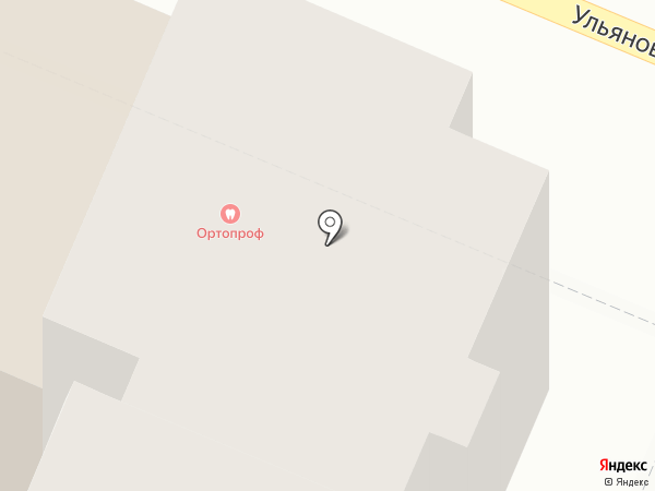 Ортопроф на карте Самары