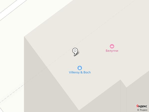 Bellucci на карте Самары