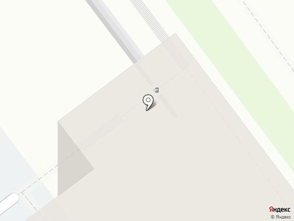 Шоу-рум на карте Самары