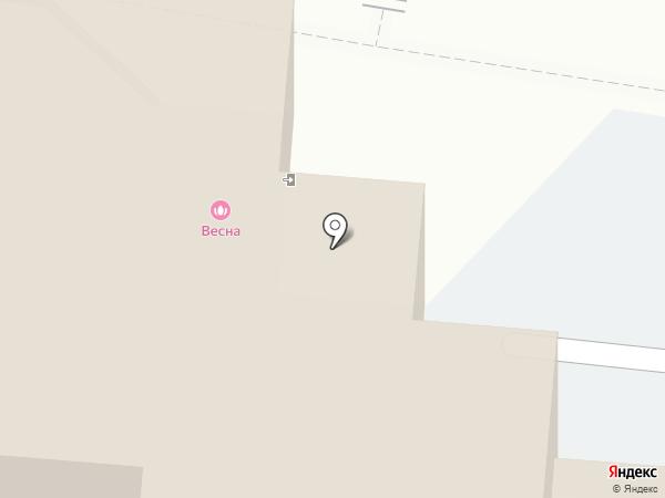 Древо на карте Самары