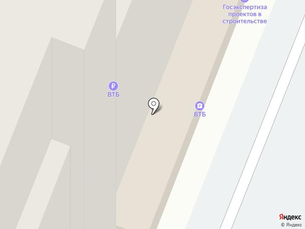 Новиком на карте Самары