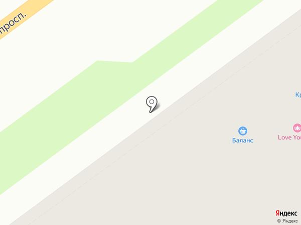Artist на карте Самары