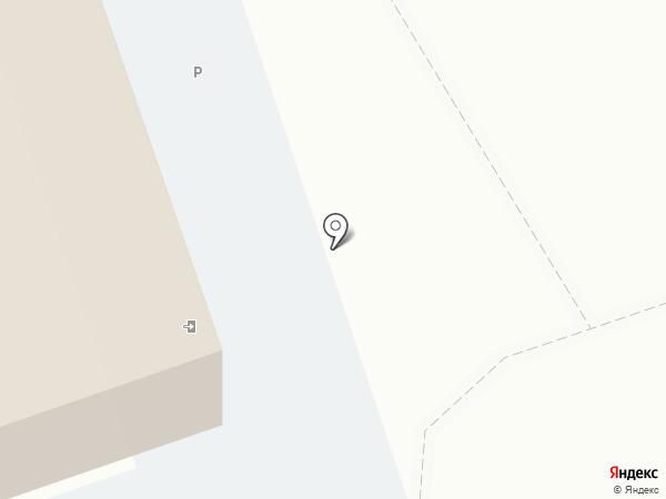 Контек-Самара на карте Волжского