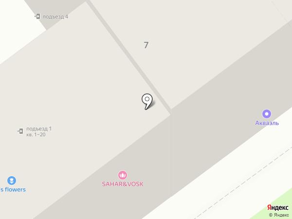 HOTDOGGER на карте Самары
