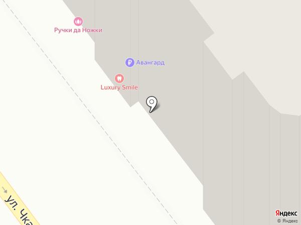 4 & 4 на карте Самары