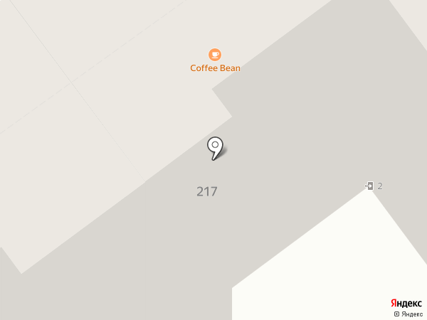 Папа мишка на карте Самары