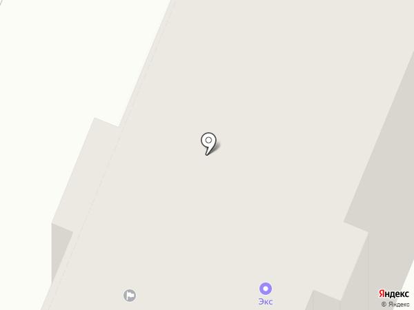 Центр обеспечения мер социальной поддержки населению, МКУ на карте Самары
