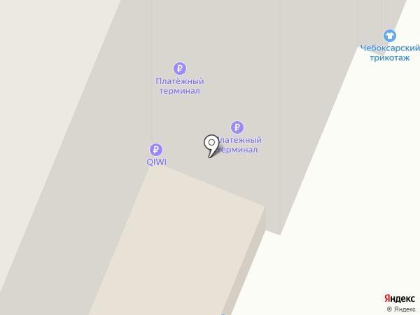 ЭкоПроф на карте Самары