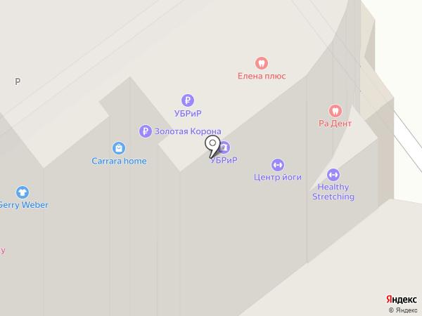 МедЭксперт на карте Самары