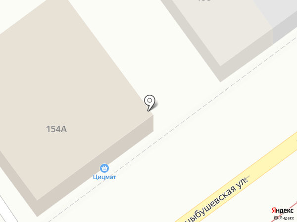 Цоми House на карте Самары