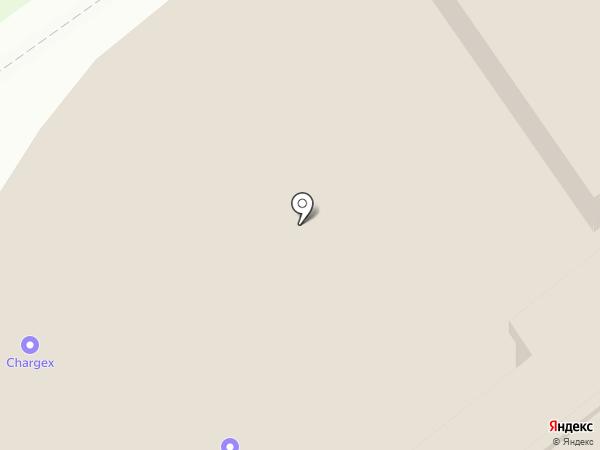 Свитэпл-Самара на карте Самары