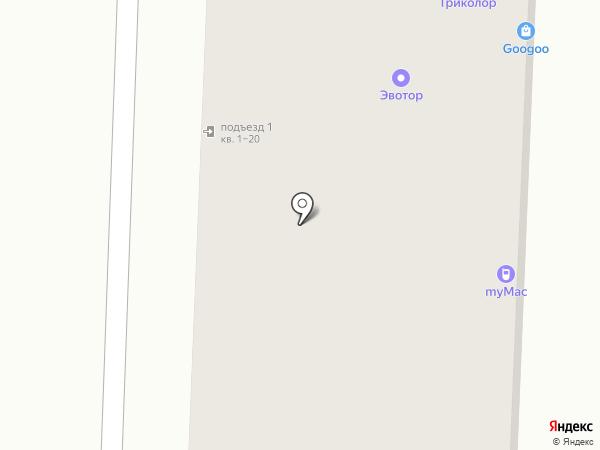 Инстал Сервис на карте Самары