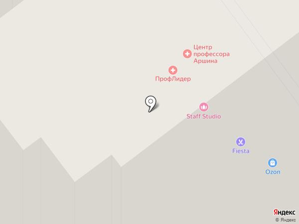 ПРОФЛИДЕР на карте Самары
