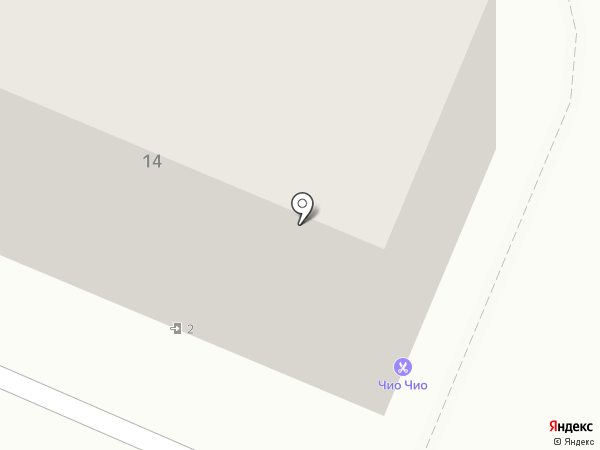 Burger Place на карте Самары