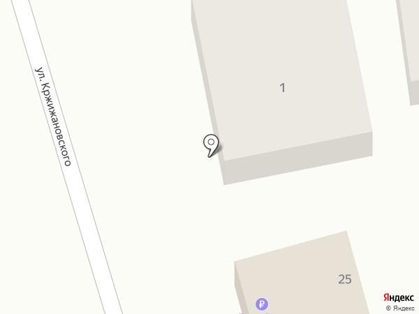 Почтовое отделение на карте Волжского