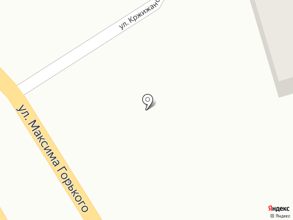 Шиномонтажная мастерская на карте Волжского