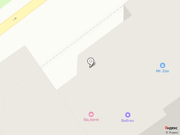 Тонус Клуб на карте Самары