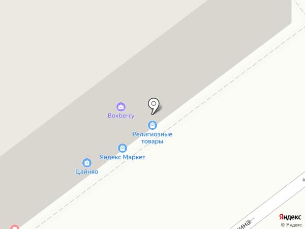 Православный магазин на карте Самары