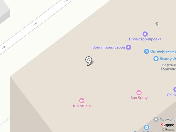 Промэнерго на карте Самары