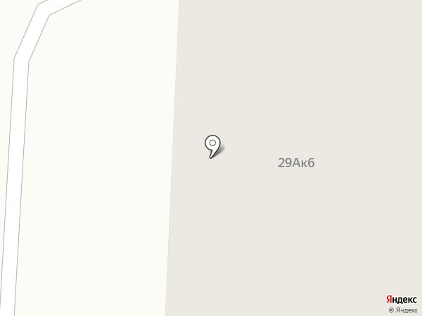 Стерх на карте Волжского