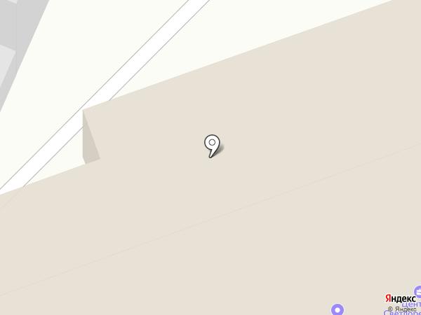 КвадроКом на карте Самары