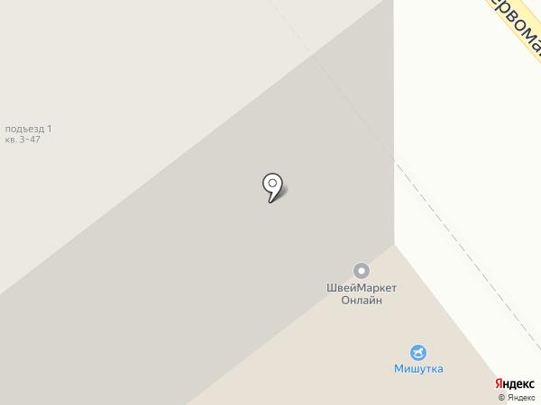 А Байт на карте Самары