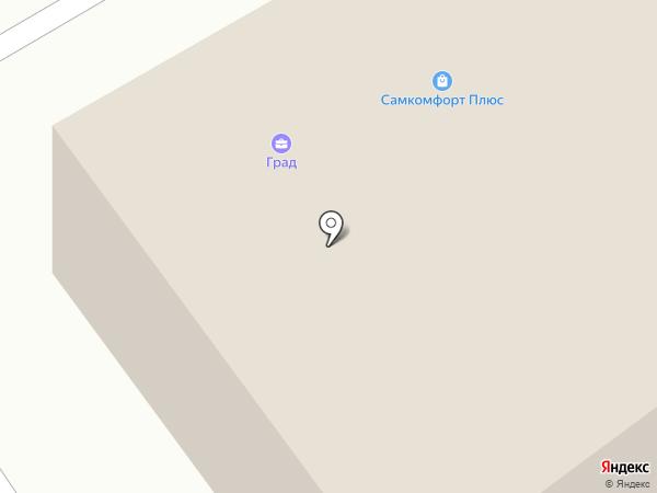 Самарская Компьютерная Скорая на карте Самары