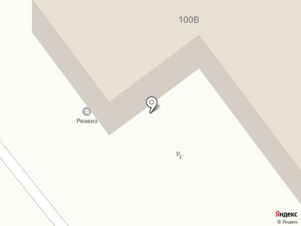 Реавиз на карте Самары