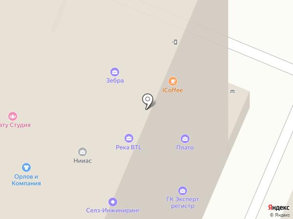 Титан Сервис на карте Самары