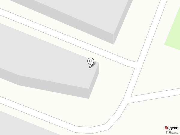 ТЕХПРОМСНАБ на карте Самары