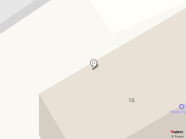 Новел Групп на карте Преображенки