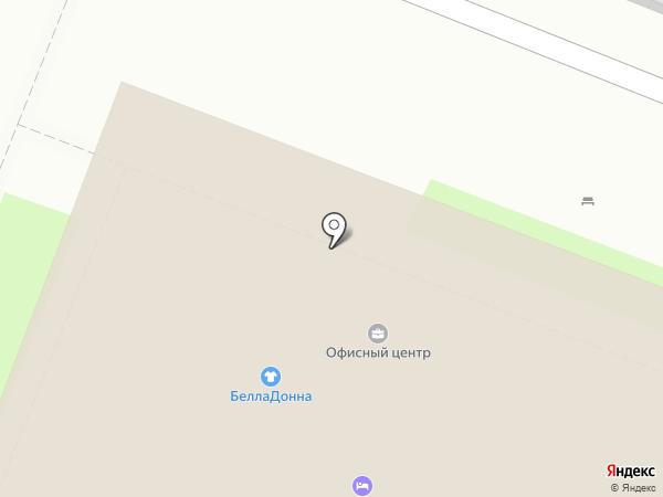 Империя ремонта на карте Самары