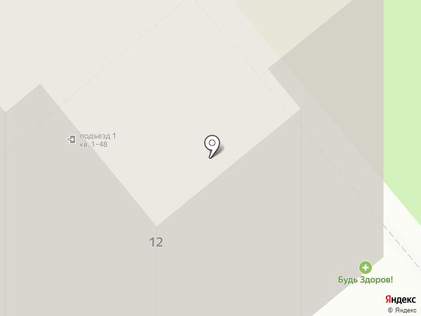 Тандем на карте Самары