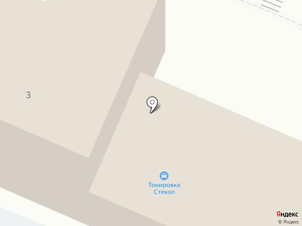 MEGALEDMARKET на карте Самары