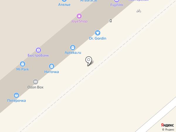 Сфера Комфорта на карте Самары