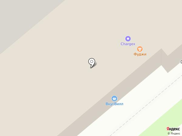 Магазин головных уборов на карте Самары