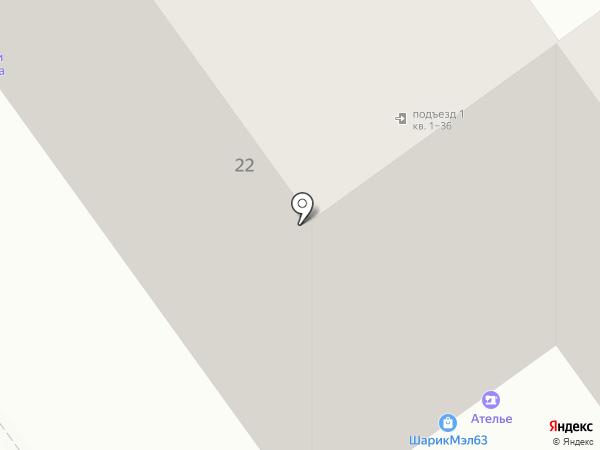 SharikMal63 на карте Самары