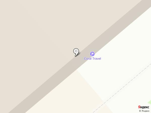 Росбанк, ПАО на карте Самары