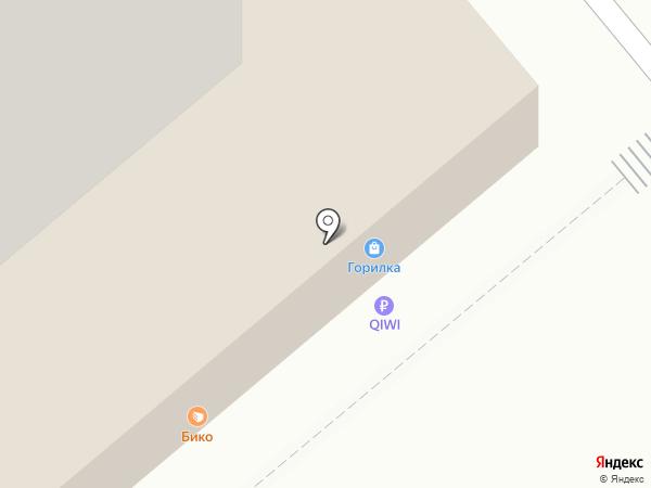 Multikit на карте Самары