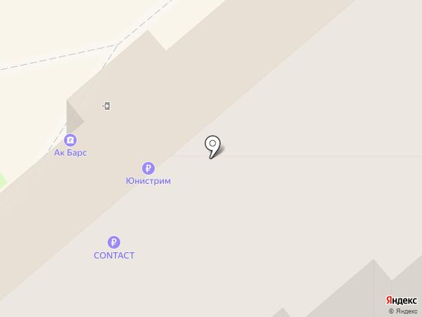 Бинбанк, ПАО на карте Самары