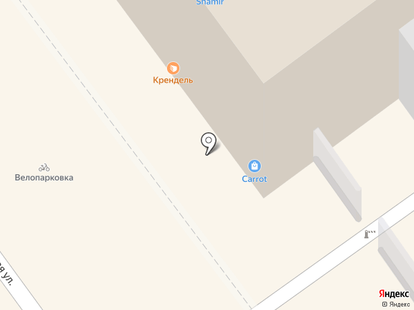 BeHappy! на карте Самары