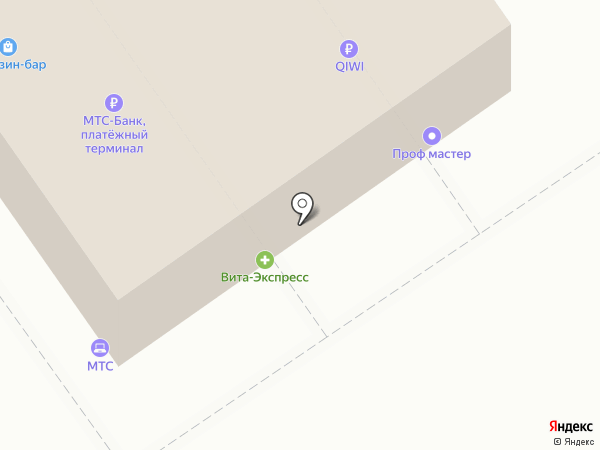 Проф мастер на карте Самары