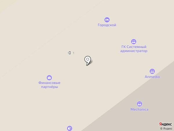 МОНОЛИТ на карте Самары