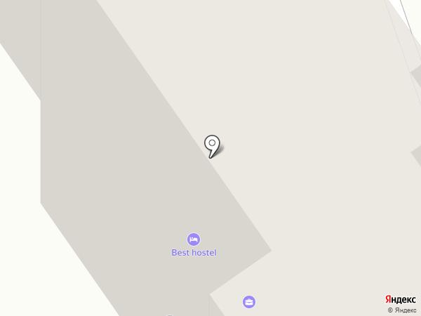 ГРАНАДА на карте Самары
