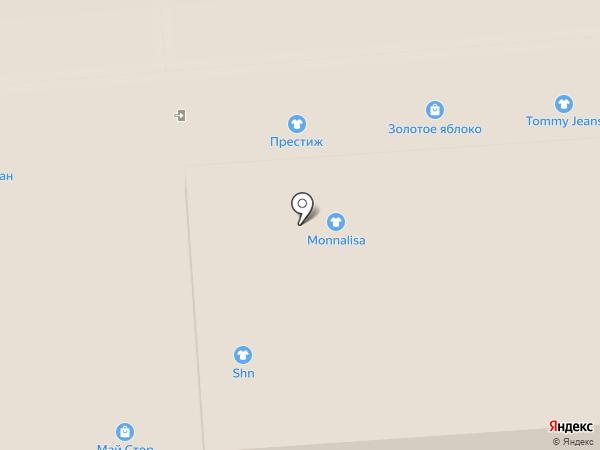 Land Flower на карте Самары