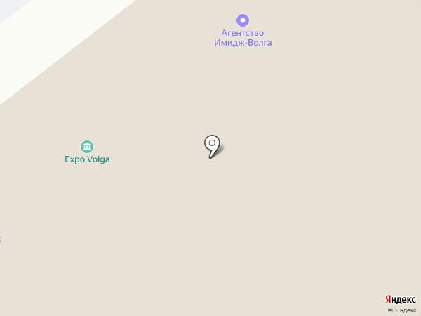 Сигнал на карте Самары