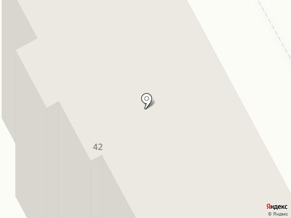 NPS на карте Придорожного
